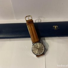Relojes - Tissot: RELOJ TISSOT CON ESTUCHE ORIGINAL -FUNCIONANDO- MED.: 3,5 CM. (G). Lote 221881555