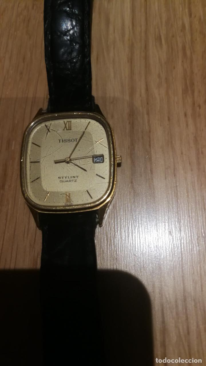 Relojes - Tissot: RELOJ TISSOT DE PULSERA - Foto 3 - 222167158