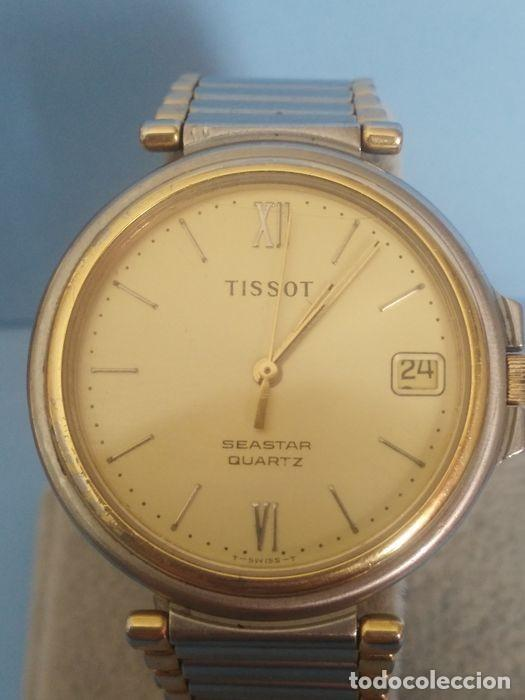 TISSOT - SEASTAR - B 354 - HOMBRE - 2000 - 2010 (Relojes - Relojes Actuales - Tissot)