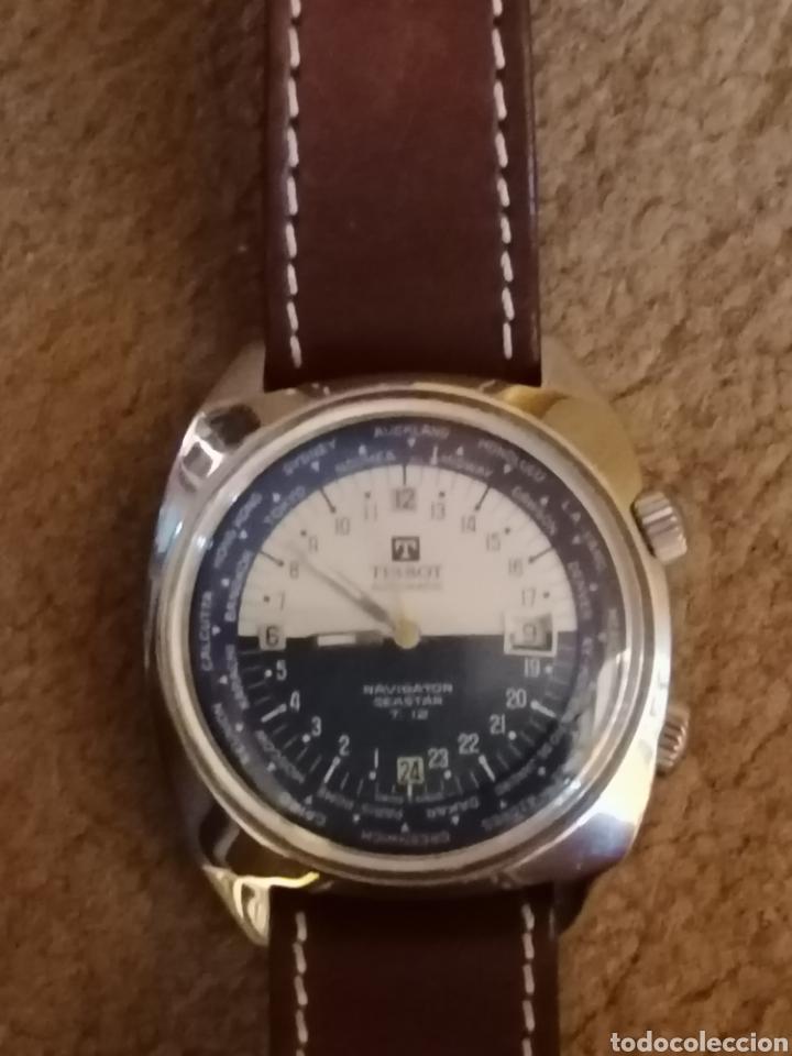 TISSOT NAVIGATOR T12 AUTOMATICO (Relojes - Relojes Actuales - Tissot)