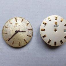 Relojes - Tissot: TISSOT MECANICOS MAQUINA + 2 ESFERAS CALIBRE 784-2 AUTOMATICO. Lote 222803135