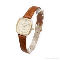Relojes - Tissot: TISSOT BOUTIQUE RELOJ DE MUJER EN ACERO Y BAÑO DE ORO DE LEY. Lote 225465503