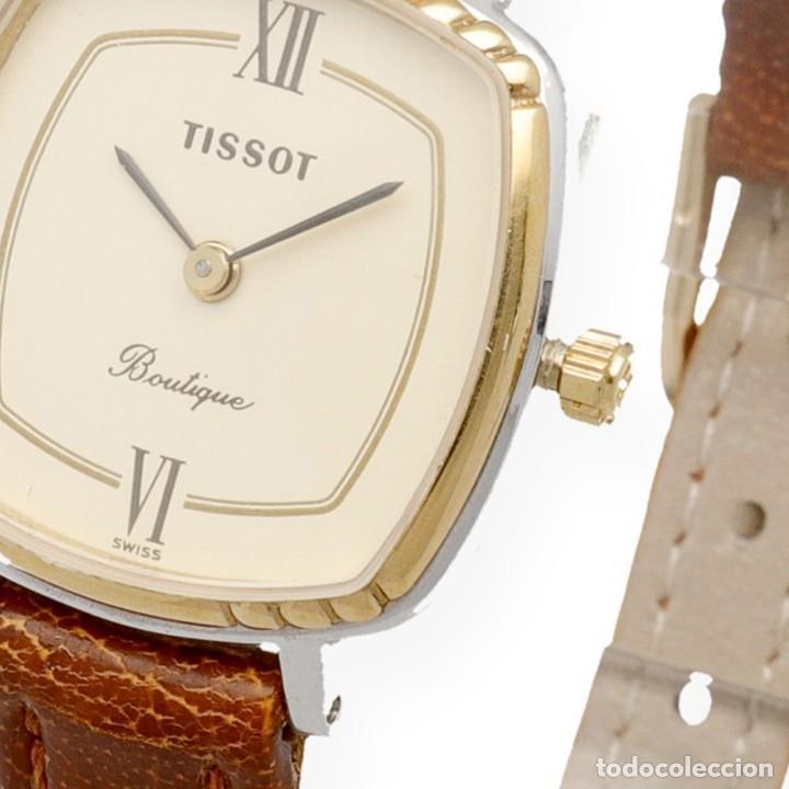 Relojes - Tissot: Tissot Boutique Reloj de Mujer en Acero y Baño de Oro de Ley - Foto 7 - 225465503