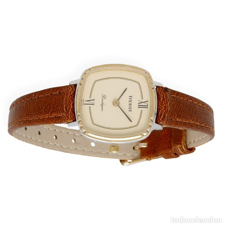 Relojes - Tissot: Tissot Boutique Reloj de Mujer en Acero y Baño de Oro de Ley - Foto 9 - 225465503