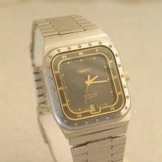 Relojes - Tissot: TISSOT SEASTAR QUARTZ FUNCIONANDO CORONA OMEGA ARMYS ORIGINAL. Lote 234333780