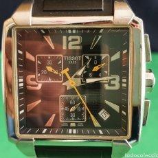 Relojes - Tissot: RELOJ TISSOT 1853 DE CUARZO FUNCIONA .MIDE 40 MM DIAMETRO. Lote 235265385