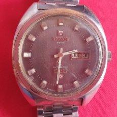 Relojes - Tissot: RELOJ TISSOT SWISS AUTOMATICO SEASTAR NO FUNCIONA .MIDE 38 MM DIAMETRO. Lote 236728445