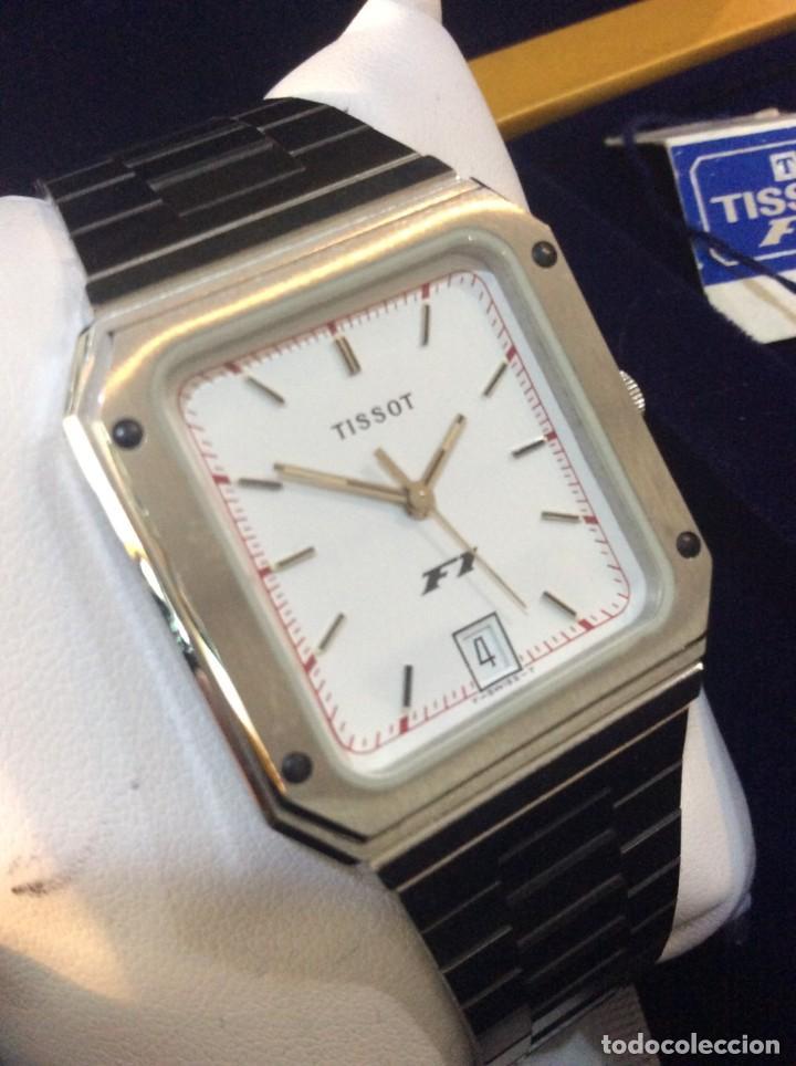 RELOJ TISSOT F1 QUARTZ - VINTAGE AÑOS 70 - ¡¡¡NUEVO!!! (VER FOTOS) (Relojes - Relojes Actuales - Tissot)