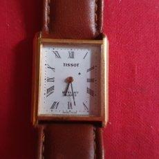 Relojes - Tissot: RELOJ TISSOT STYLIST CUARZO. MIDE 25 MM DIAMETRO. Lote 240020320