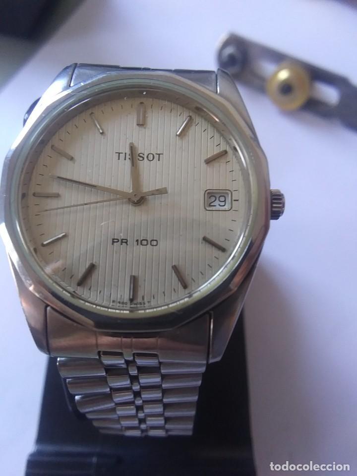 Relojes - Tissot: RELOJ TISSOT PR-100 VINTAGE. - Foto 2 - 245024730