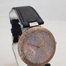 Montres - Tissot: RARO TISSOT ROCK WATCH R 151FUNCIONANDO PILA NUEVA CAJA DE PIEDRA. Lote 246710235