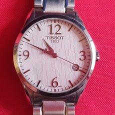 Montres - Tissot: RELOJ TISSOT 1853 CUARZO NO FUNCIONA. MIDE 40 MM DIAMETRO. Lote 250121580