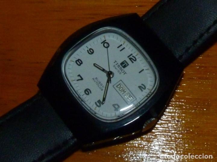 DIFICIL RELOJ TISSOT BUGGY AUTOLUB CALIBRE ASTROLON 2280 SWISS MADE AÑOS 1970 VINTAGE COLECCION (Relojes - Relojes Actuales - Tissot)