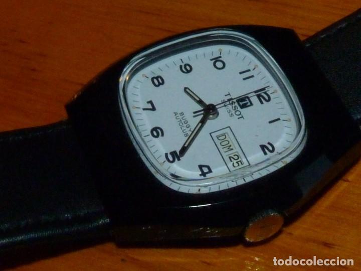 Relojes - Tissot: DIFICIL RELOJ TISSOT BUGGY AUTOLUB CALIBRE ASTROLON 2280 SWISS MADE AÑOS 1970 VINTAGE COLECCION - Foto 2 - 252071090