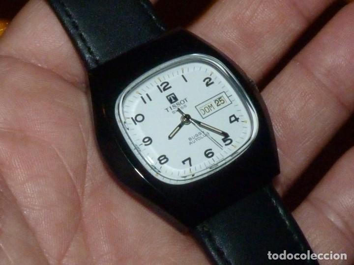 Relojes - Tissot: DIFICIL RELOJ TISSOT BUGGY AUTOLUB CALIBRE ASTROLON 2280 SWISS MADE AÑOS 1970 VINTAGE COLECCION - Foto 6 - 252071090