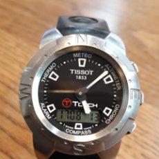 Relojes - Tissot: TISSOT TOUCH Z252/352. Lote 254772935