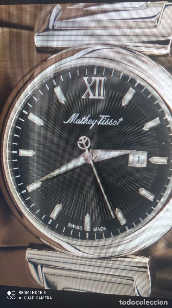 MATHEY TISSOT ELEGANCE (Relojes - Relojes Actuales - Tissot)