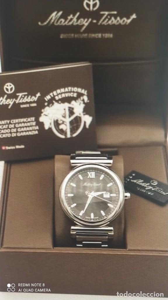 Relojes - Tissot: Mathey Tissot Elegance - Foto 2 - 256135370