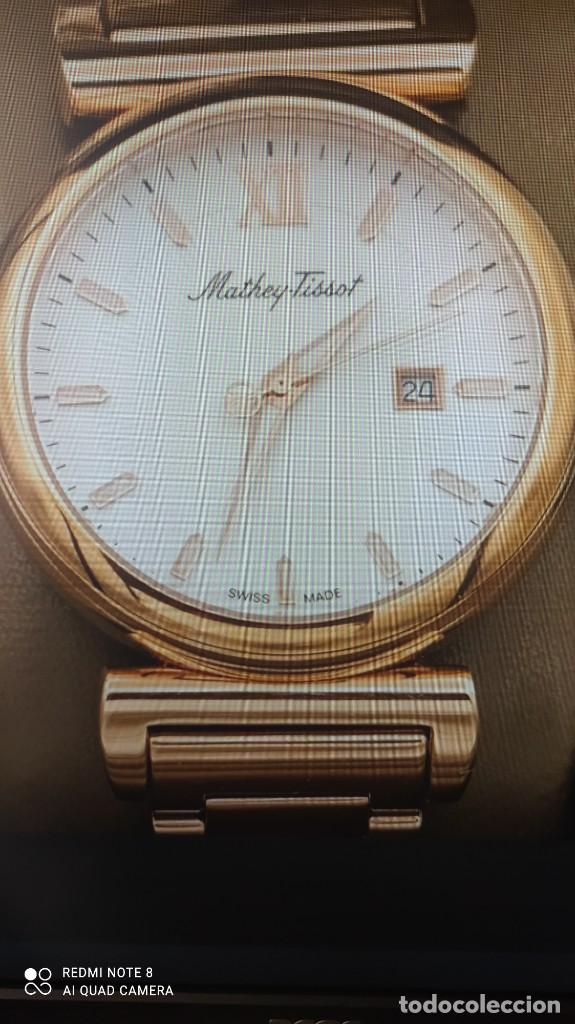 Relojes - Tissot: Reloj Mathey-Tissot Cuarzo caballero. - Foto 4 - 257325540