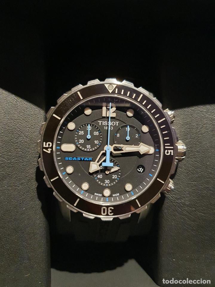 RELOJ - TISSOT SEASTAR 1000 (Relojes - Relojes Actuales - Tissot)