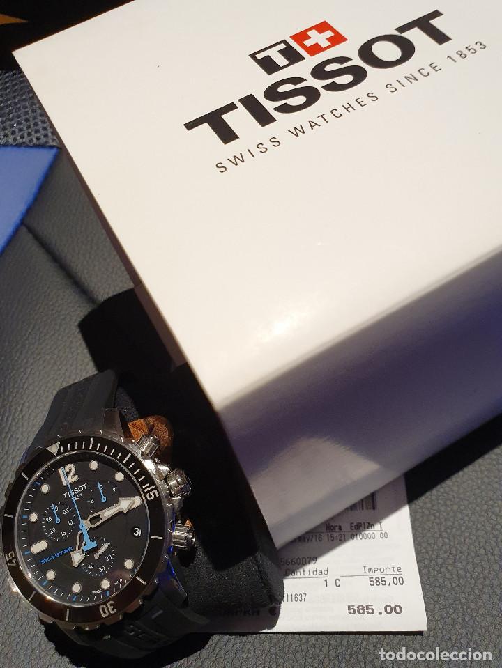 Relojes - Tissot: RELOJ - Tissot Seastar 1000 - Foto 2 - 257358430