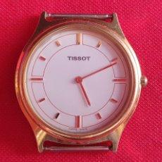 Relojes - Tissot: RELOJ TISSOT CUARZO .MIDE 32.9 MM DIAMETRO. Lote 260843305
