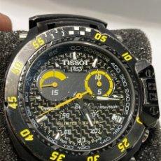 Relojes - Tissot: RELOJ TISSOT T-RACE MOTO GP 2009 EDICIÓN LIMITADA. Lote 260963355