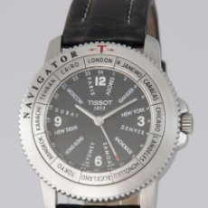 Relojes - Tissot: TISSOT T NAVIGATOR 39MM REF: N250. Lote 261131100