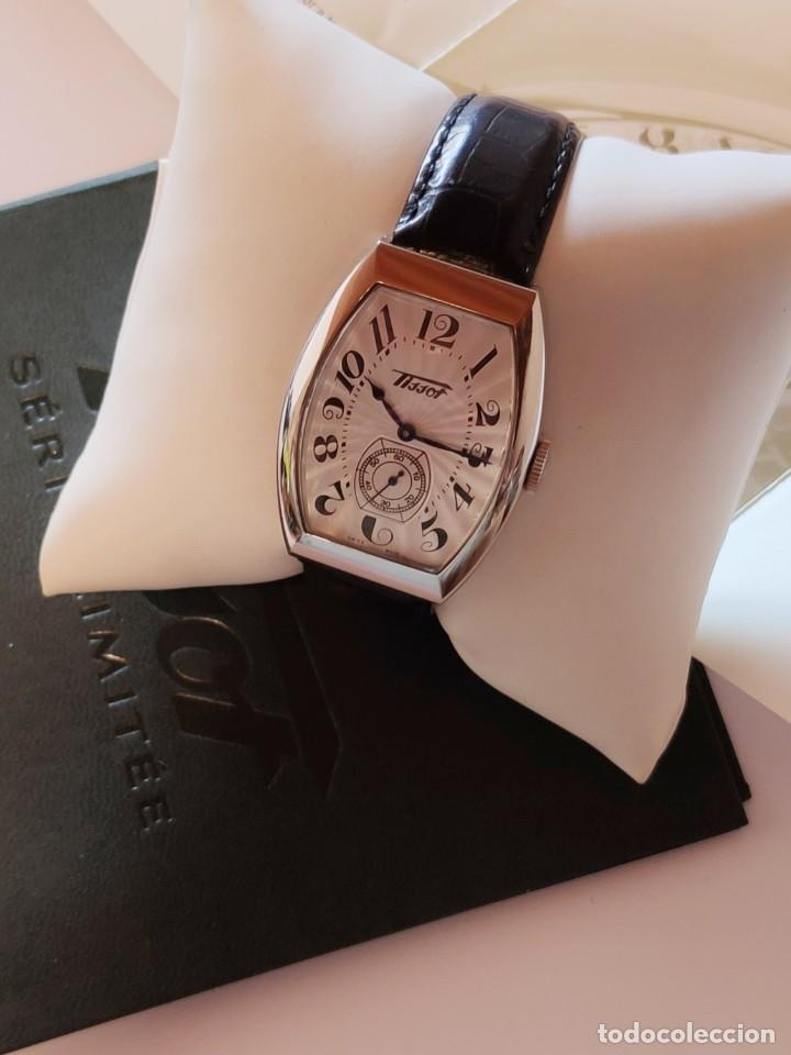 Relojes - Tissot: Reloj Tissot Porto 1925 Reedición - Edición limitada - Num 0661/6666 - 2002 - Foto 3 - 261365925