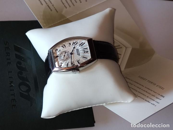 Relojes - Tissot: Reloj Tissot Porto 1925 Reedición - Edición limitada - Num 0661/6666 - 2002 - Foto 5 - 261365925