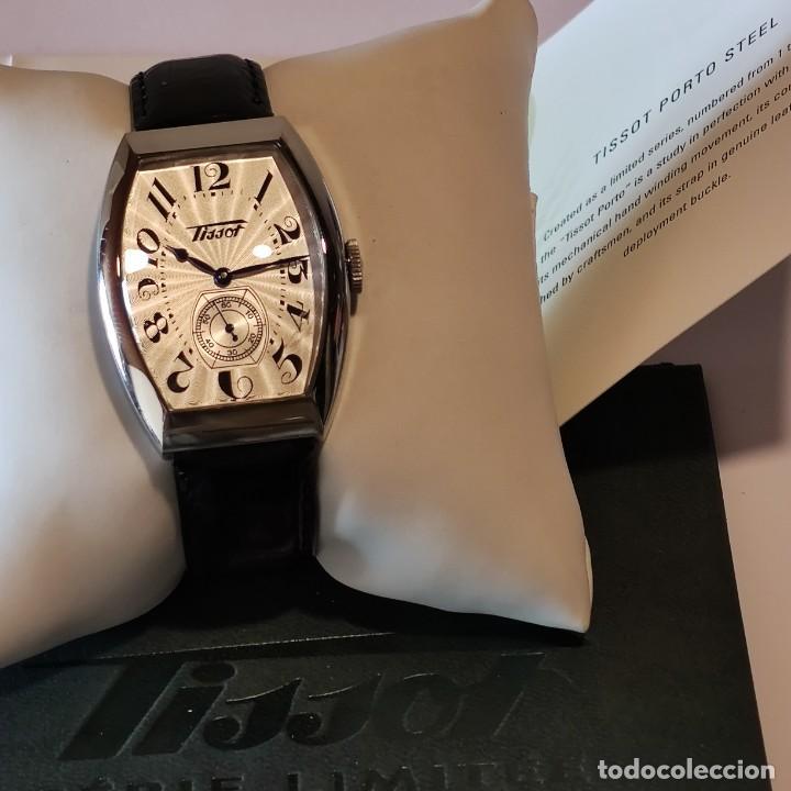 Relojes - Tissot: Reloj Tissot Porto 1925 Reedición - Edición limitada - Num 0661/6666 - 2002 - Foto 6 - 261365925