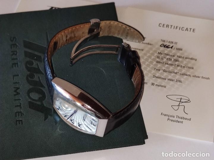 Relojes - Tissot: Reloj Tissot Porto 1925 Reedición - Edición limitada - Num 0661/6666 - 2002 - Foto 11 - 261365925