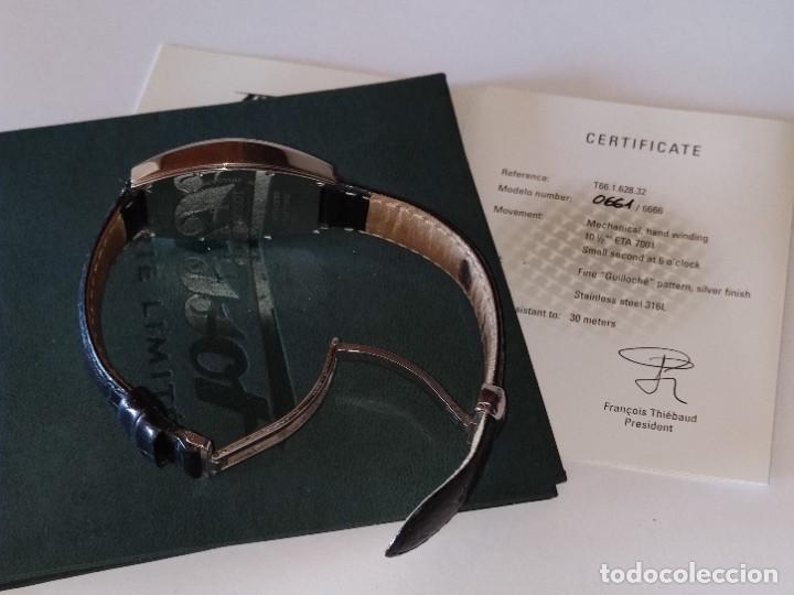 Relojes - Tissot: Reloj Tissot Porto 1925 Reedición - Edición limitada - Num 0661/6666 - 2002 - Foto 12 - 261365925