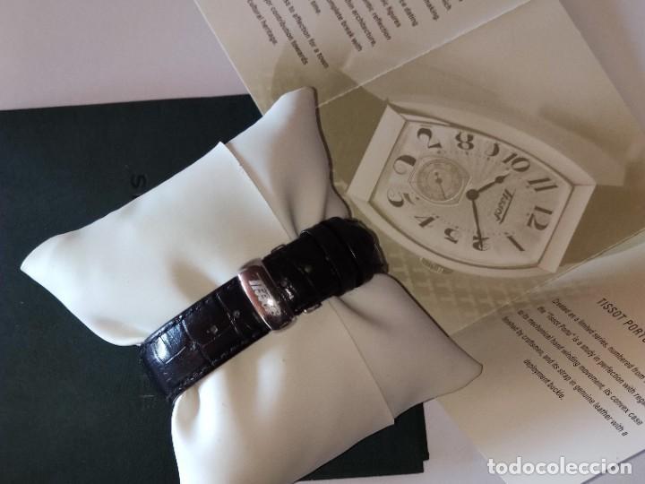 Relojes - Tissot: Reloj Tissot Porto 1925 Reedición - Edición limitada - Num 0661/6666 - 2002 - Foto 13 - 261365925