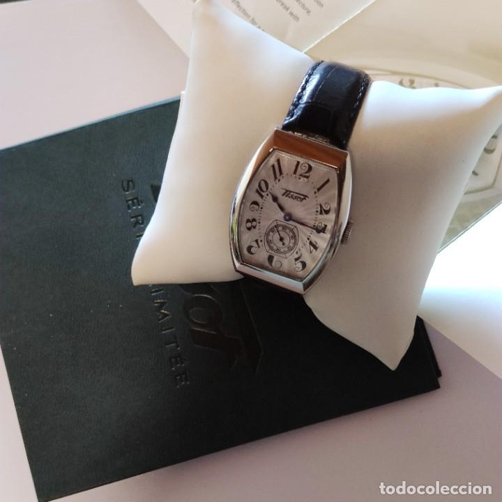 Relojes - Tissot: Reloj Tissot Porto 1925 Reedición - Edición limitada - Num 0661/6666 - 2002 - Foto 14 - 261365925