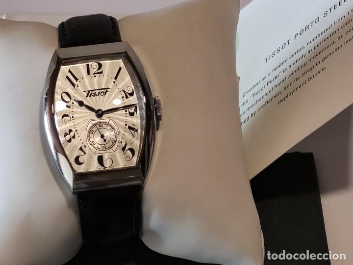 Relojes - Tissot: Reloj Tissot Porto 1925 Reedición - Edición limitada - Num 0661/6666 - 2002 - Foto 15 - 261365925