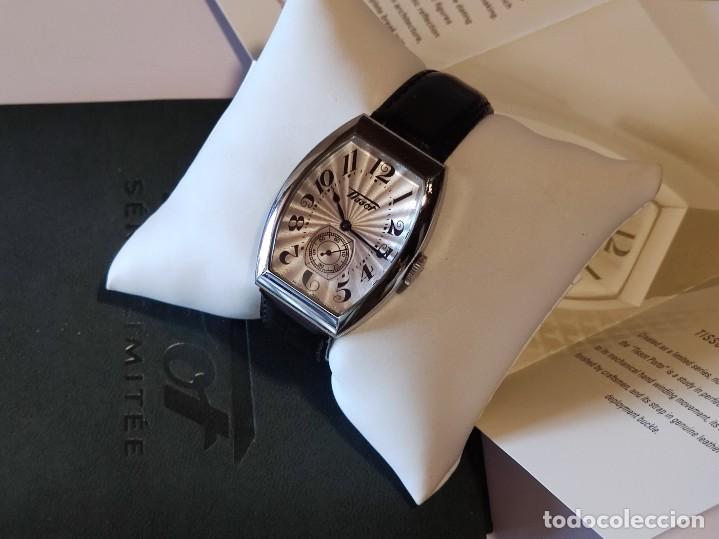 Relojes - Tissot: Reloj Tissot Porto 1925 Reedición - Edición limitada - Num 0661/6666 - 2002 - Foto 16 - 261365925