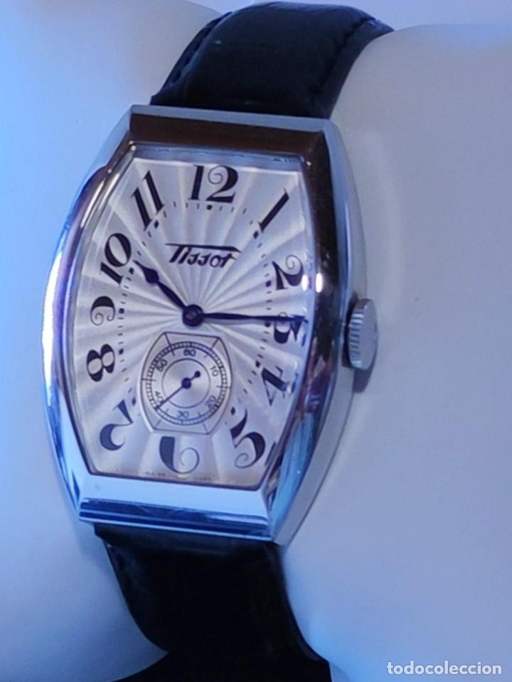Relojes - Tissot: Reloj Tissot Porto 1925 Reedición - Edición limitada - Num 0661/6666 - 2002 - Foto 17 - 261365925
