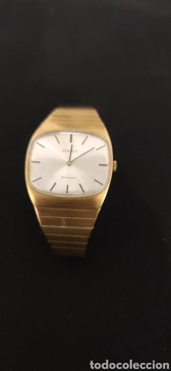 Relojes - Tissot: PRECIOSO TISSOT STYLIST, CUERDA MANUAL, DE CABALLERO. FUNCIONANDO. - Foto 2 - 262340805