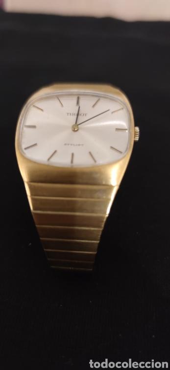 Relojes - Tissot: PRECIOSO TISSOT STYLIST, CUERDA MANUAL, DE CABALLERO. FUNCIONANDO. - Foto 4 - 262340805