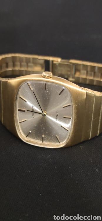 Relojes - Tissot: PRECIOSO TISSOT STYLIST, CUERDA MANUAL, DE CABALLERO. FUNCIONANDO. - Foto 9 - 262340805