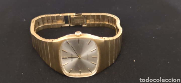 Relojes - Tissot: PRECIOSO TISSOT STYLIST, CUERDA MANUAL, DE CABALLERO. FUNCIONANDO. - Foto 10 - 262340805