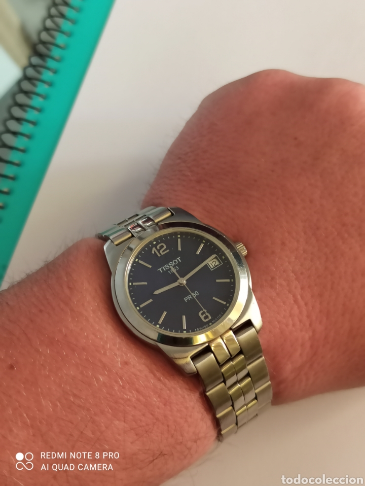 RELOJ HOMBRE TISSOT PR 50 (Relojes - Relojes Actuales - Tissot)