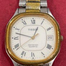 Relojes - Tissot: RELOJ DE PULSERA,TISSOT SEASTAR QUARRZ. FUNCIONANDO. ARMIS ORIGINAL.. Lote 266259968
