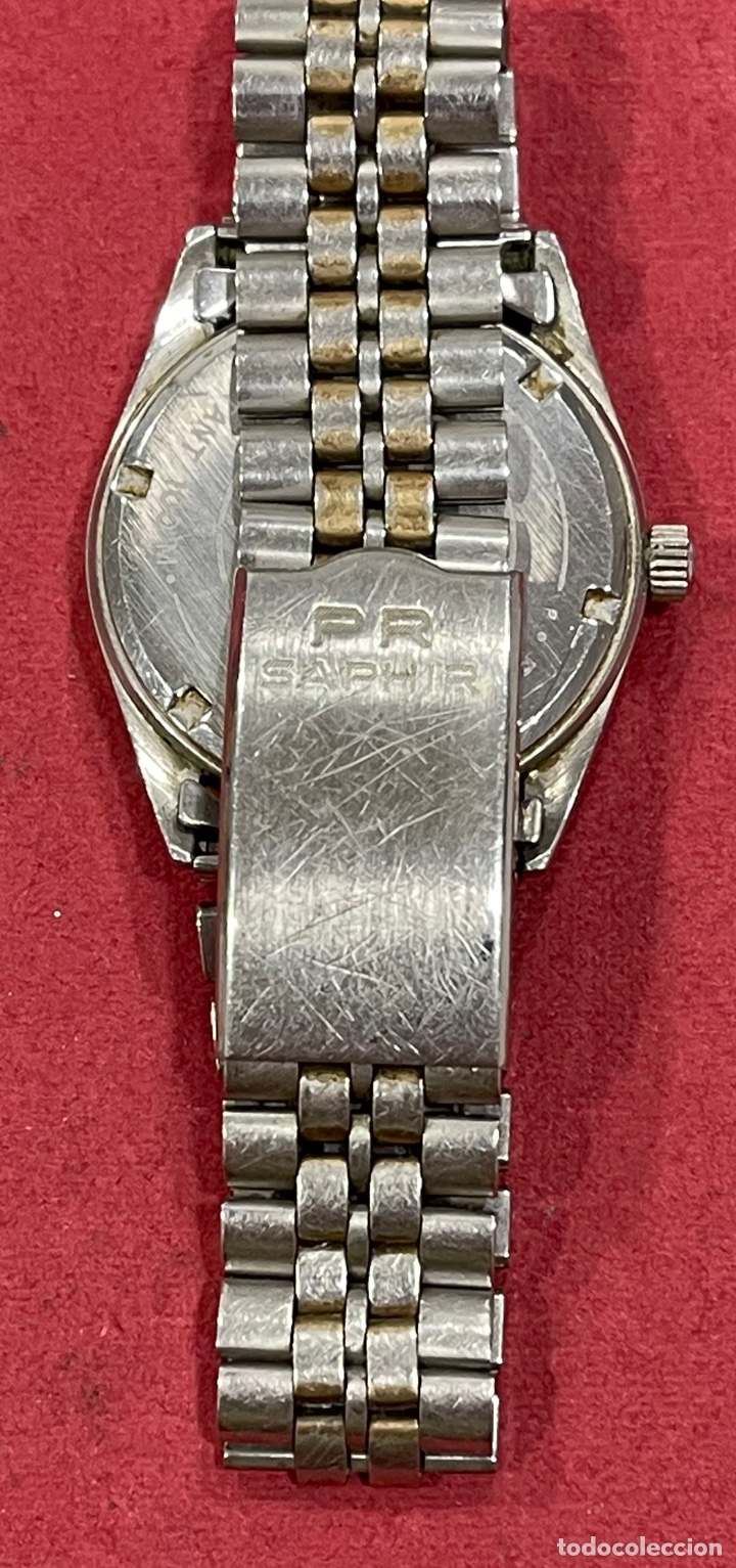 Relojes - Tissot: Reloj de pulsera, Tissot Saphir PR100. Funcionando. Armis original. - Foto 5 - 266371313