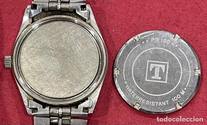 Relojes - Tissot: Reloj de pulsera, Tissot Saphir PR100. Funcionando. Armis original. - Foto 6 - 266371313