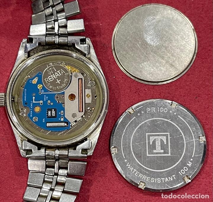 Relojes - Tissot: Reloj de pulsera, Tissot Saphir PR100. Funcionando. Armis original. - Foto 7 - 266371313