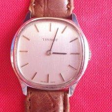 Relojes - Tissot: RELOJ TISSOT CARGA MANUAL FUNCIONA .MIDE 32 MM DIAMETRO. Lote 267760484