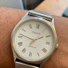 Relojes - Tissot: RELOJ COLECCIÓN VINTAGE TISSOT SEASTAR DATE SWISS MADE.. Lote 268153349