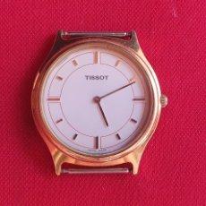 Relojes - Tissot: RELOJ TISSOT CUARZO .MIDE 32.8 MM DIAMETRO. Lote 268402439